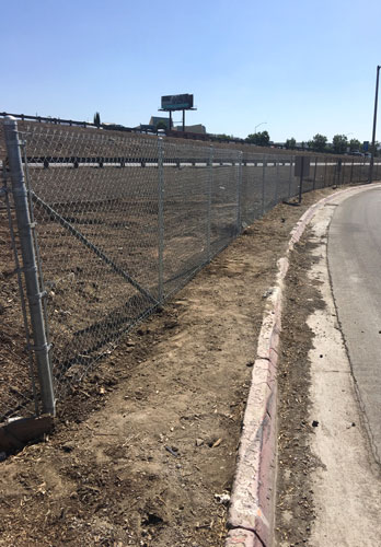 Santa Ana Ca Chain Link Fence Installation Orange Coast