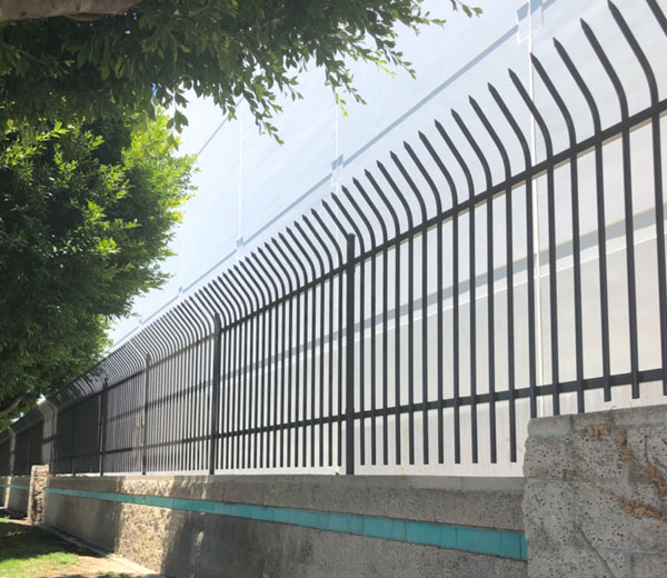 Iron Fence & Gate Installation, Repairs
