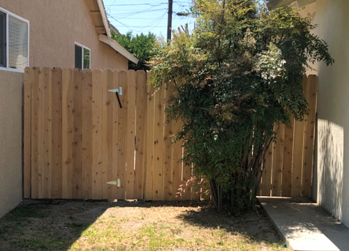 Wood Fence, Entry Gate Contractor